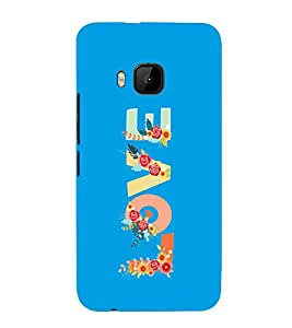 PrintVisa Designer Back Case Cover for HTC One M9 :: HTC One M9S :: HTC M9 (headset jeans shirts shoes lofars)