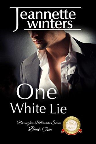One White Lie: Barrington Billionaire's Series: Book One