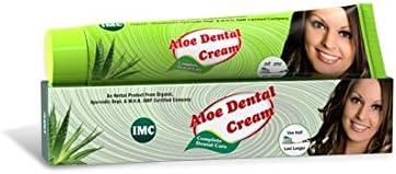 IMC Aloe Dental Cream 100 gm (Pack Of 2)