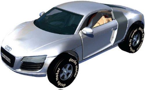 Audi R8 DARDA, 1 Stück