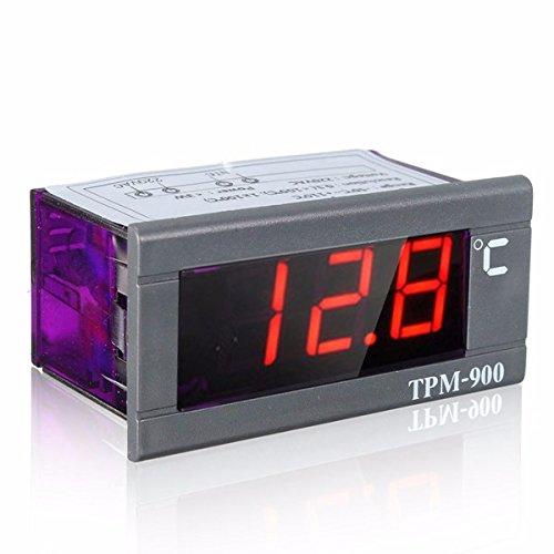 EsportsMJJ Mini-50 ° C Bis 110 ° C 220V Led Digitales Thermometer Mit Sensor -