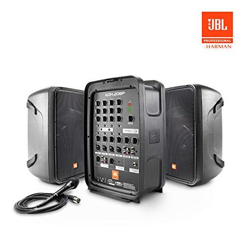 JBL EON208P/230 - Equipo de sonido autoamplificado