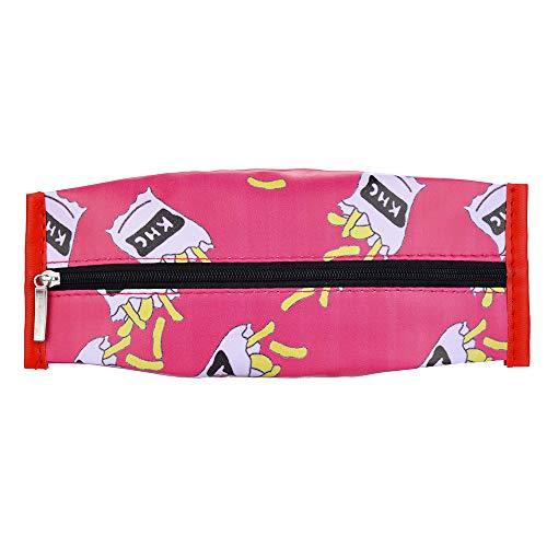 TianranRT 1 Stück Niedlich Obst Bleistift Koffer Bleistift Tasche Mädchen Schreibwaren Büro Mini Portemonnaie Beutel (Kinder Papagei Kostüme)