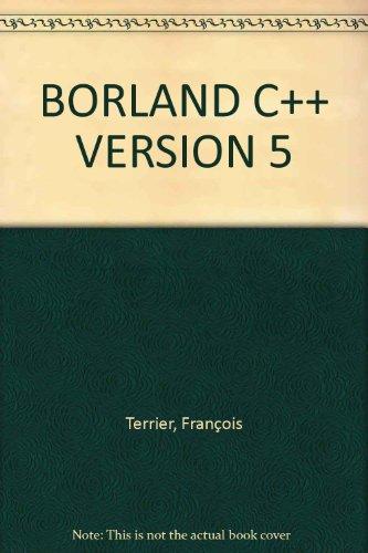 BORLAND C++ VERSION 5