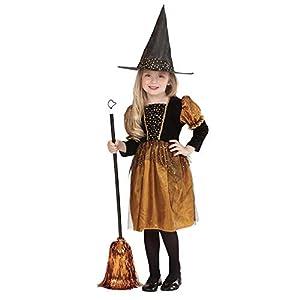 WIDMANN-Strega 00309 - Disfraz para niños, multicolor, (110 cm/3 - 4 años)