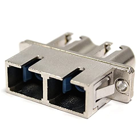 Cablematic - La fibre optique coupleur SC à LC multimode duplex
