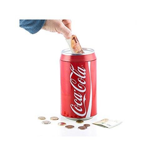 Outlet salvadanaio coca-cola senza confezione 1000046257