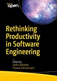 """Get the most out of this foundational reference and improve the productivity of your software teams. This open access bookcollects the wisdom of the 2017 """"Dagstuhl"""" seminar on productivity in software engineering, a meeting of community leaders, ..."""