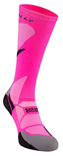 Hilly-Vivid-Womens-Compression-Running-Socks