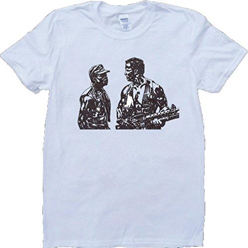 Primal Schreien Screamadelica Weiß Benutzerdefinierten Gemacht T-Shirt Weiß
