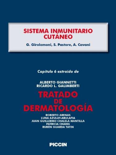 Capítulo 6 extraído de Tratado de Dermatología - SISTEMA INMUNITARIO CUTÁNEO por A.Giannetti