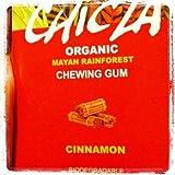 CHICZA l' organico Mayan chewing gum cannella 2x 30g pacchetti