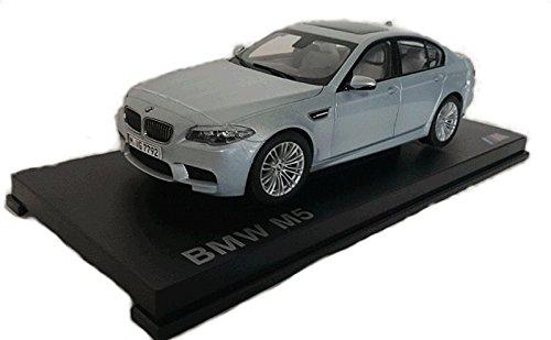 BMW F10M5série 5modèle miniature voiture Silverstone
