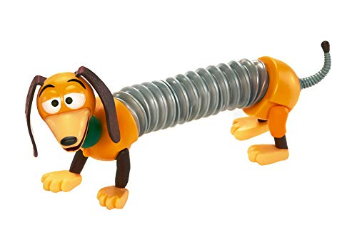 Mattel- Disney Toy Story 4-Figura básica Slinky, Juguetes...