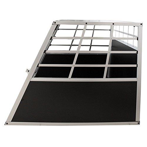 Aluminium Hundetransportbox Größe XL -