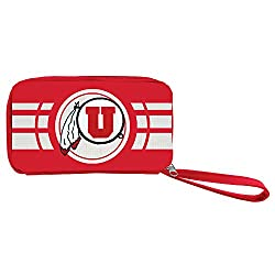 NCAA Utah Utes Ripple Zip Wallet