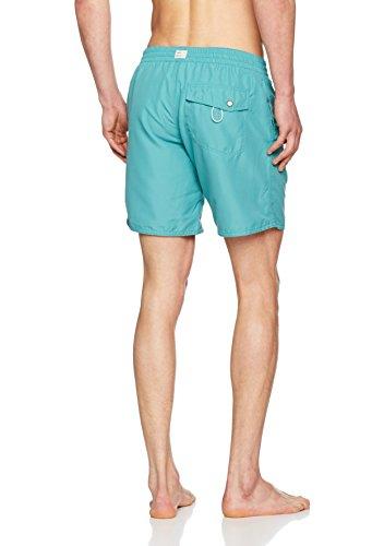 O'Neill Herren Vertical Shorts Boardshorts Grün-Blue Slate