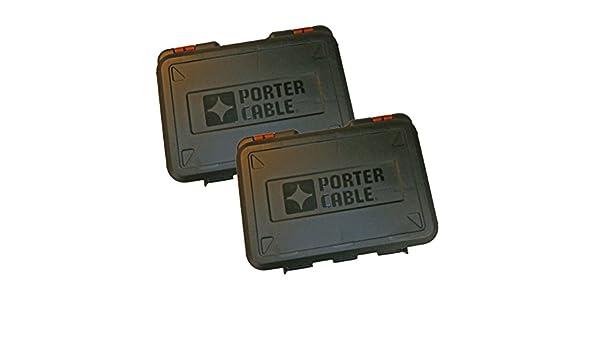 2 Porter Cable PCE605K Multi-Outil De Remplacement étui de transport 90585406