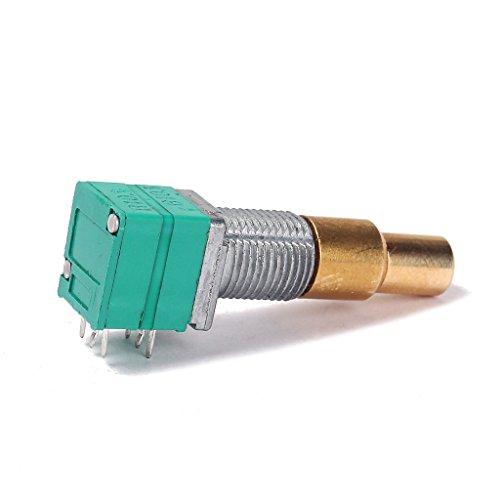Potentiometer W / Drehschalter Gerändelt Welle Für Gitarre Drehpotentiometer - 38.5*15*9.5mm