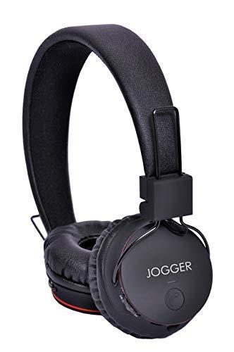 Jogger X2 Wireless Bluetooth Headphone with Mic Black