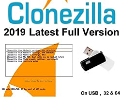 Clonezilla: Windows Backup and Recovery Software on USB