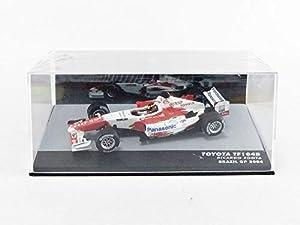 Promocar PRO10637 - Coche en Miniatura de colección, Color Blanco y Rojo