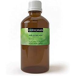 Anís estrellado/badiana - Aceite esencial Illicum verum - 100% Puro - 100 ml
