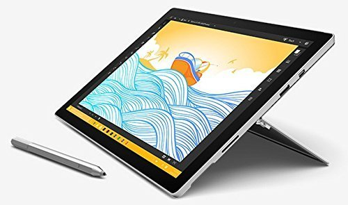 Great Buy for Microsoft Surface Pro 4 12.3 inch Tablet with Pen (Intel Core i5-6300U 2.4 GHz, 8 GB RAM, 256 GB SSD, Integrated Graphics, Windows 10 Pro) – Silver Online