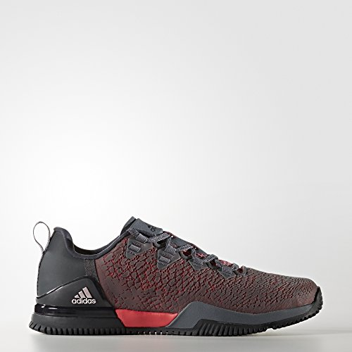 adidas Damen Crazypower Tr W Turnschuhe Grau (Onix/grmeva/rosbas)