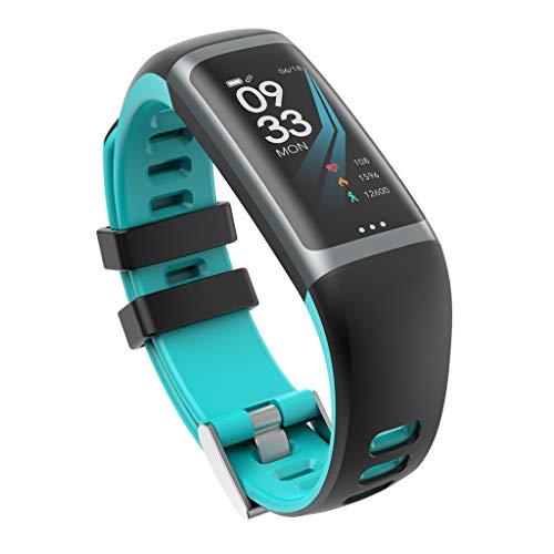 G26 Multifunktions-Schrittzähler Herzfrequenz-Tracker Schlafüberwachung Wasserdicht Smart Multimedia Bluetooth Sportuhr/Für Android iOS-Geräte und Software