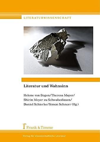 Literatur und Wahnsinn