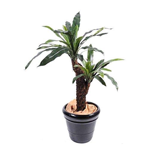 arbuste artificiel asplenium tronc *2 t - h : 120
