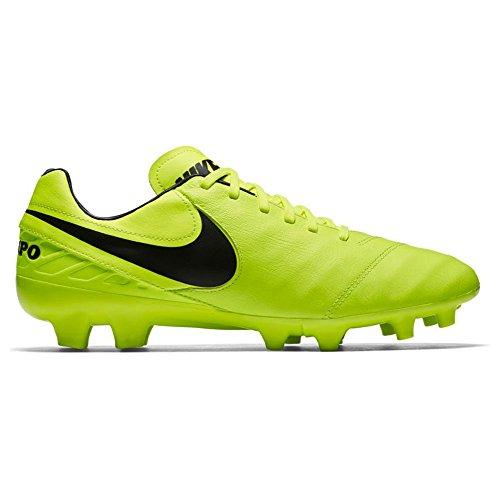 Nike Herren Tiempo Mystic V Fg Fußballschuhe Gelb (Volt/Black-Volt)