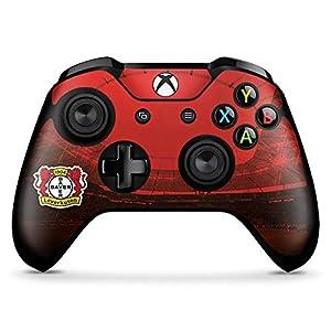 DeinDesign Skin kompatibel mit Microsoft Xbox One X Controller Aufkleber Folie Sticker Bayer 04 Leverkusen Esport Stadion
