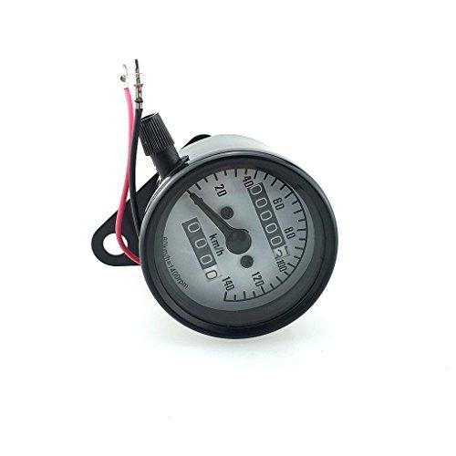Motorrad LCD Digital Tacho Tachometer Drehzahlmesser Geschwindigkeitsmesser Mechanische Kilometerzähler