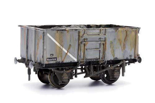 Slaters 71566-7mm LMS Heavy Duty Sprung Wagon Buffers Kit T48 Post