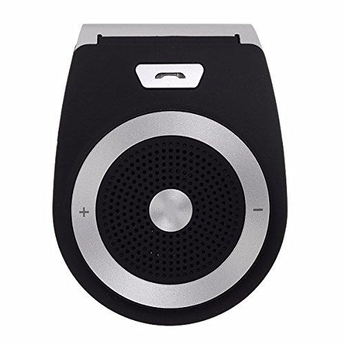 GOZAR T821 Drahtlose Freisprecheinrichtung Bluetooth Freisprecheinrichtung Empfänger Auto Sonnenblende