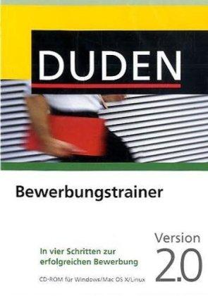 Duden Bewerbungstrainer (PC+MAC+Linux)