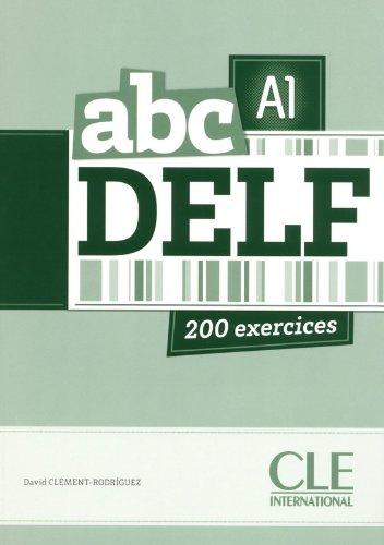 ABC DELF - Niveau A1 - Livre + CD