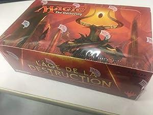 Magic: Age de la destruction-604259-Juegos de Sociedad-Caja de 36Boosters de 15Tarjetas