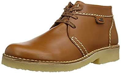camel active Havanna 13, Herren Kurzschaft Stiefel, Braun (saddle), 39 EU (6 Herren UK)