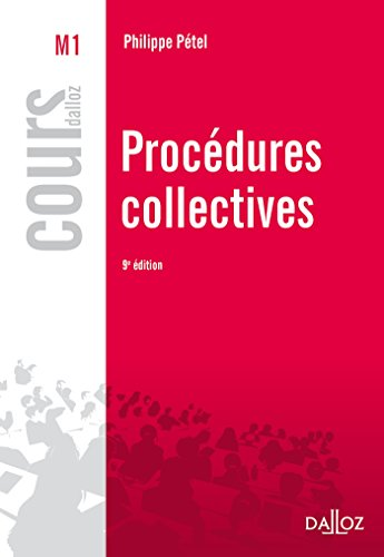 Procdures collectives