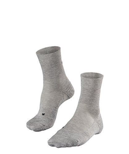 falke golfsocken FALKE Damen GO 2 Women Golfsocken, Light Grey, 41-42