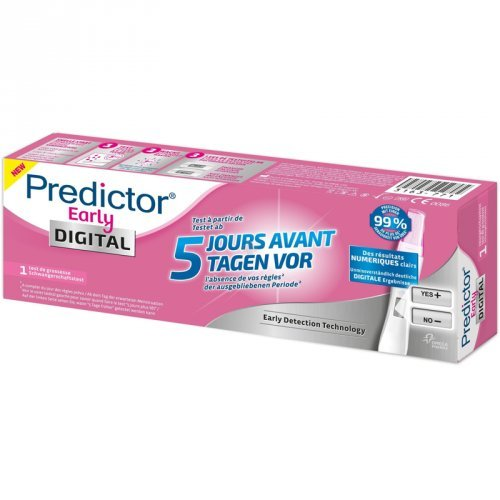 PREDICTOR EARLY DIGIT TEST EMBARAZO 1 UN