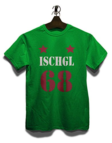 Ischgl Trikot 68 T-Shirt Grün