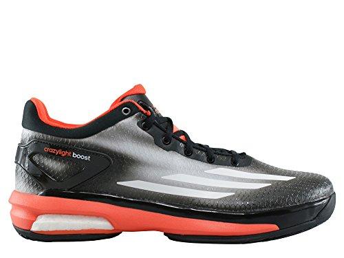 adidas, Sneaker uomo Nero nero, Nero (nero), 47 1/3