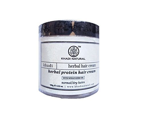 Khadi Herbal Protein Hair Cream, 100g