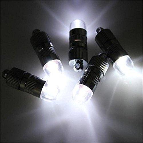 LED-Ballons Lichter Beleuchtung für Papierlaterne Lampions Weihnacht Party Feier Hochzeit,Nicht-blinkend ()
