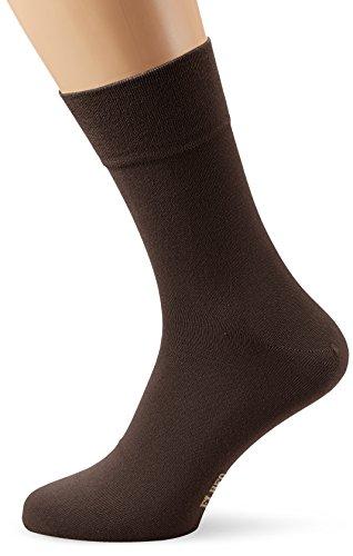 ELBEO Herren Socken Sensitive Bamboo Braun (Brasil 9682)