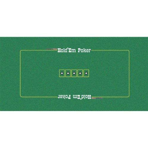 Trademark Poker Texas Holdem Layout, 36x 183cm